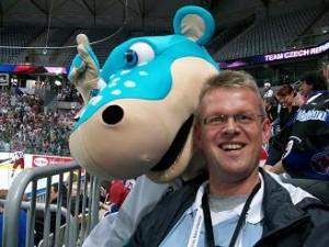 Urmel_mascot and me